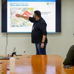 Governo investirá R$ 25 milhões na reestruturação do Hospital Estadual de Santana