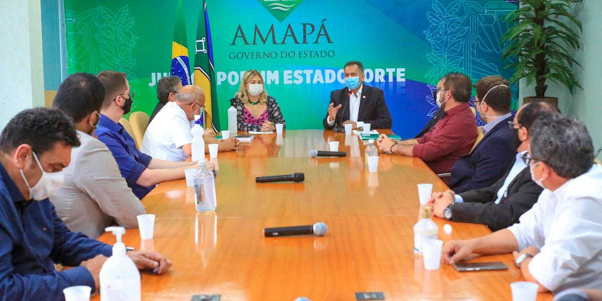 Governo assume conclusão de obra do Hospital Regional de Porto Grande