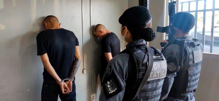 Operação integrada prende membros de organização criminosa em Santana