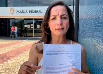 Professora Marcivânia pede que Polícia Federal investigue fake news