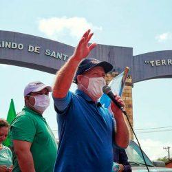 Bala Rocha lidera pesquisa em Santana. Sadala tem a maior rejeição