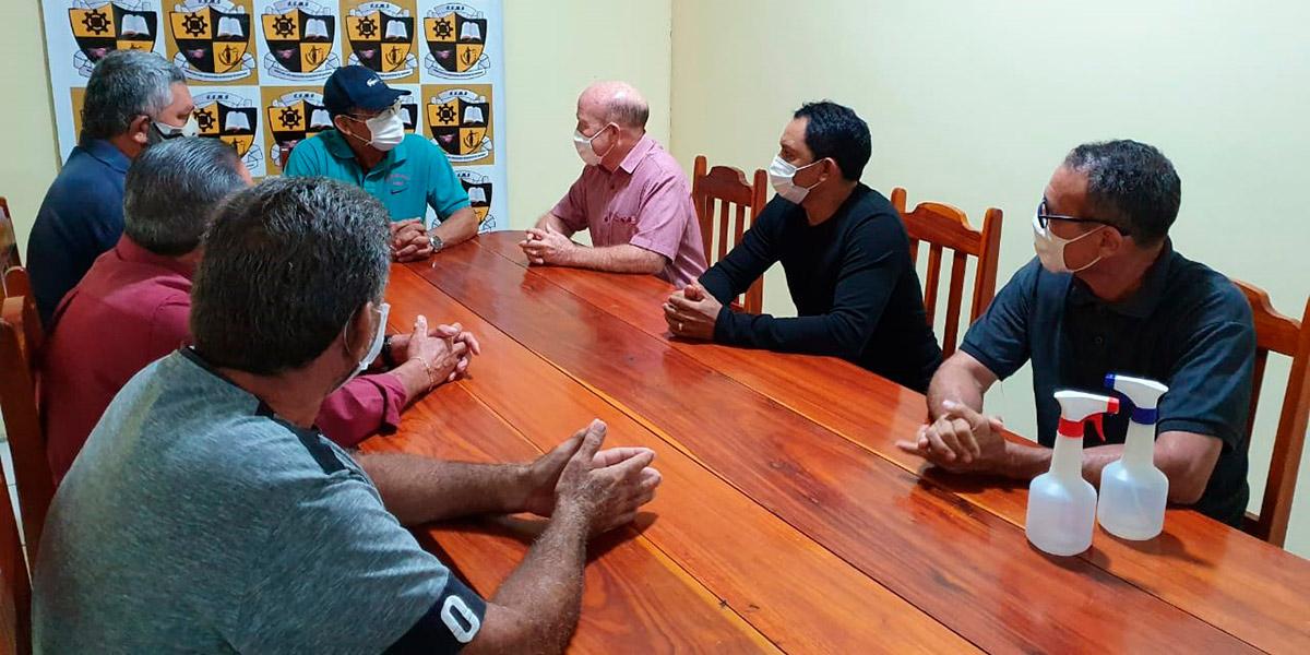 Bala Rocha convida sindicato para acompanhar transição de governo