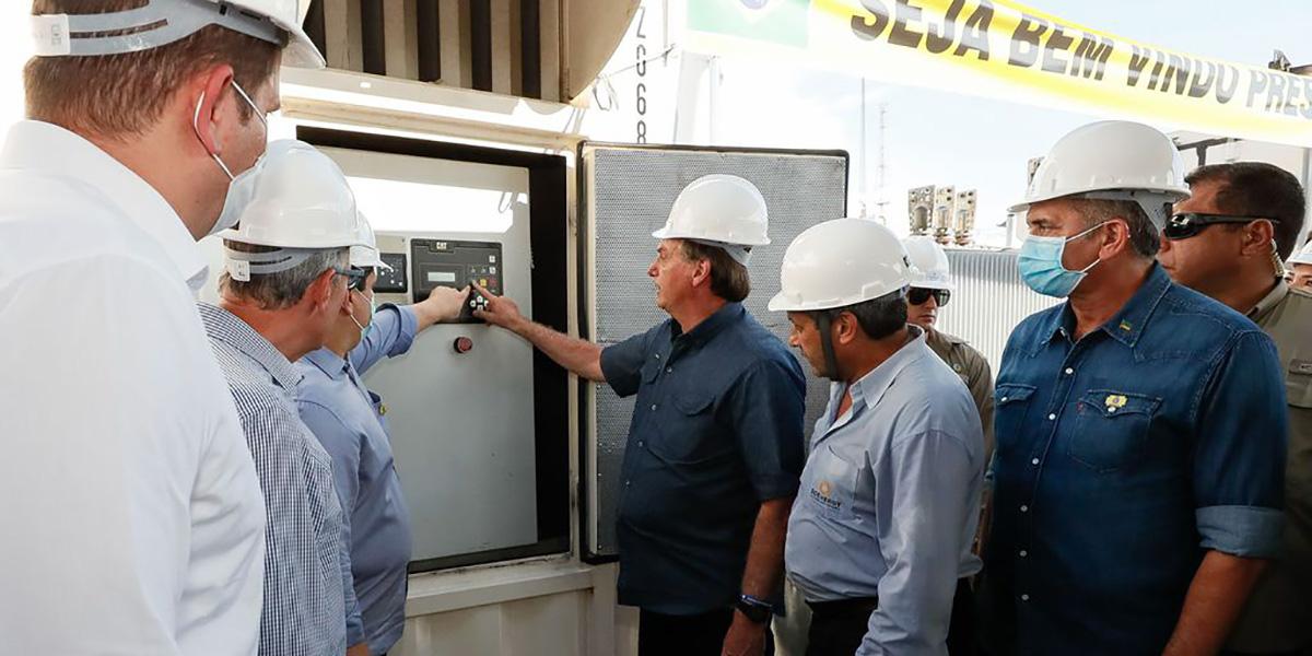 Bolsonaro anuncia MP para isentar amapaenses do pagamento de energia