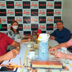 Bala Rocha e Ofirney Sadala têm primeiro encontro para tratar da transição