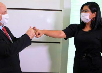 TRE-AP diploma Bala Rocha, Isabel Nogueira e vereadores eleitos em Santana