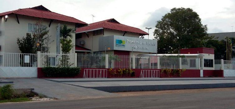 MP recomenda que Prefeitura de Santana proíba realização de eventos com presença de público