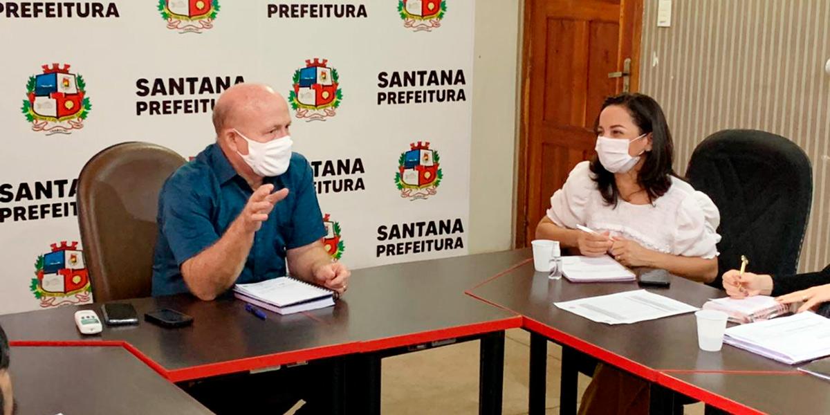 Professora Marcivânia assegura R$ 3 milhões para asfaltamento do Igarapé da Fortaleza