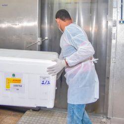 Amapá recebe mais seis mil doses de vacina contra a Covid-19