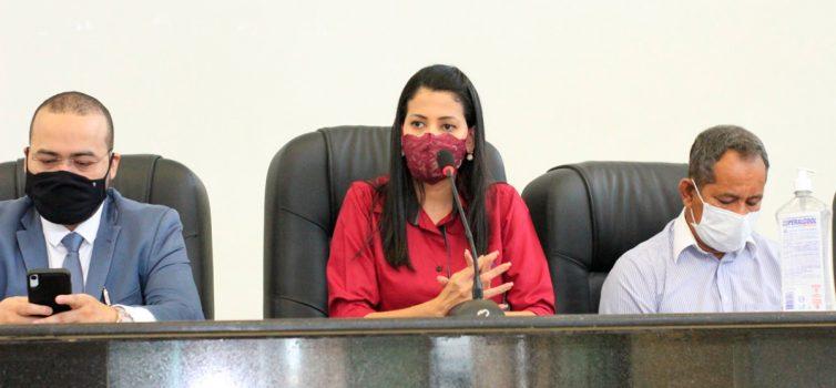 Mesa diretora da Câmara Municipal de Santana anuncia primeiras medidas administrativas