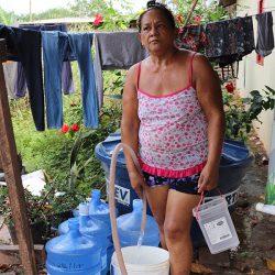 Moradores do Provedor 2 convivem com falta de água há duas semanas