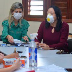 Deputada Marcivânia reafirma apoio à associação que atende pessoas carentes em Santana
