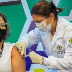 Amapá inicia vacinação contra a Covid-19