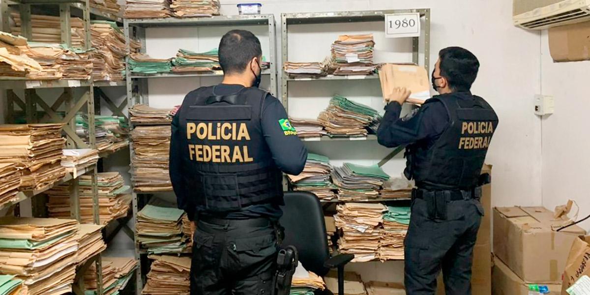 Polícia Federal cumpre mandados no Amapá e Pará