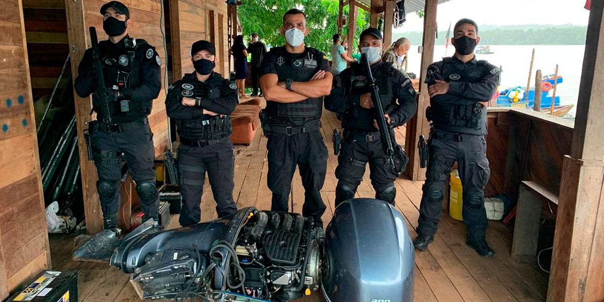 Polícia Civil desarticula crime organizado em Oiapoque
