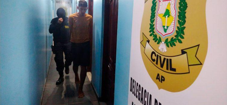 Membros de facção criminosa são presos por homicídio e ocultação de cadáver