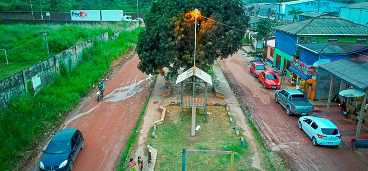 Revitalização do canal da Princesa Isabel inclui asfaltamento de vias e construção de praça