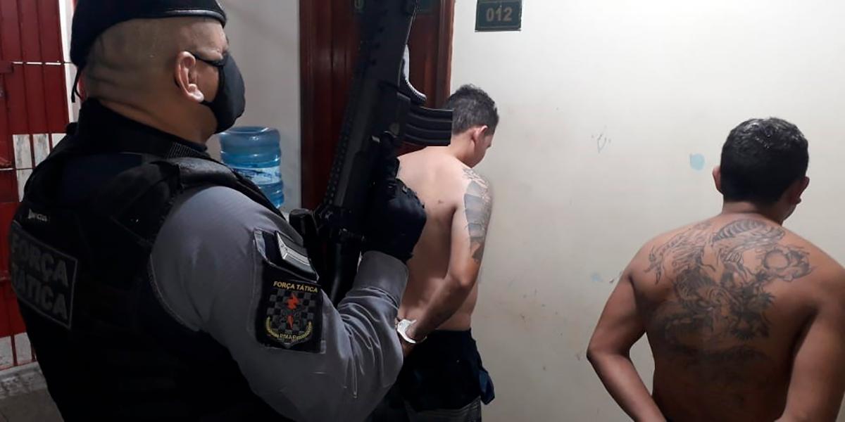 Detento do regime aberto domiciliar é preso comercializando drogas