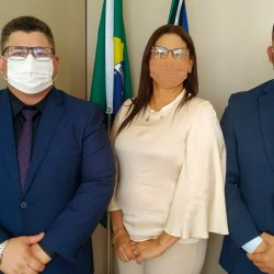 Vereador Josiney Alves articula recursos para a STTRANS