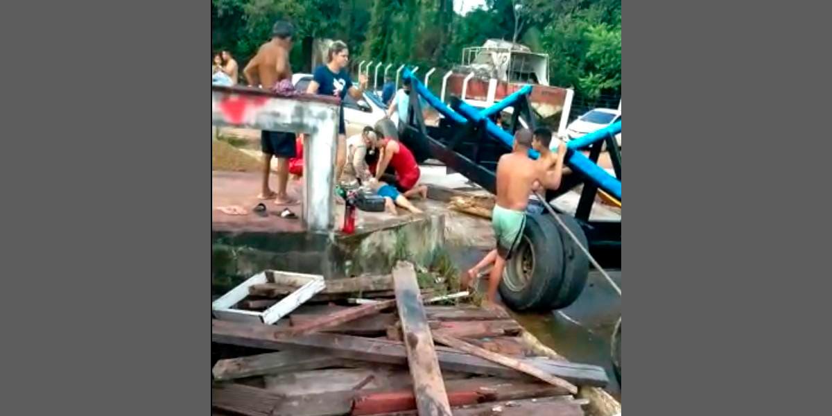 Após consumo de bebida alcoólica, homem morre afogado no Rio Amazonas