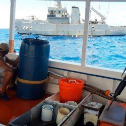 Venezuelanos são flagrados pescando ilegalmente no Brasil