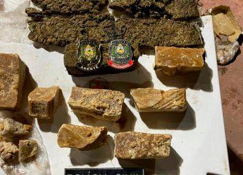 Traficante do Pará é preso comercializando drogas no Amapá