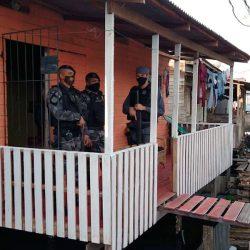 Detento do regime semiaberto troca tiros com o Bope e leva a pior