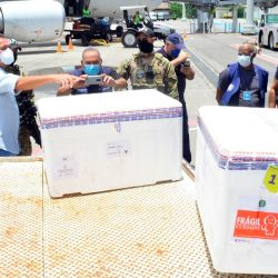 Amapá recebe novas doses de vacinas contra a Covid-19