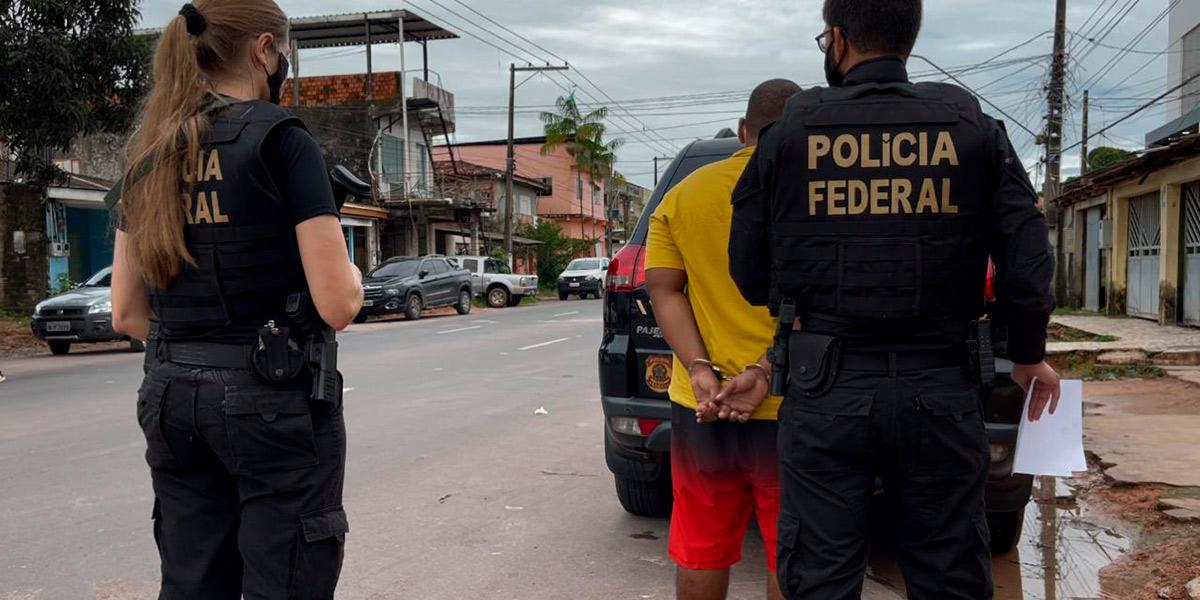 PF deflagra operação para desarticular facção criminosa no Amapá