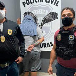 Traficante responsável por enviar drogas para o Amapá é preso em Curitiba