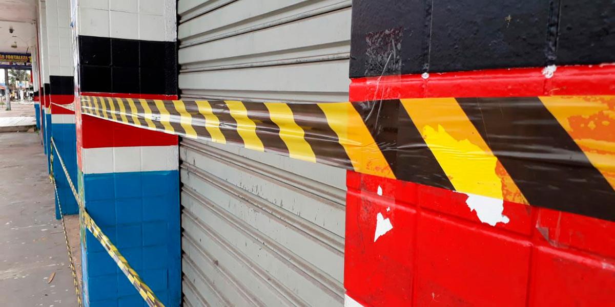 Governo do Amapá detalha regras do lockdown, que começa na quinta-feira, 18