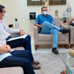 Governo vai auxiliar prefeituras de Macapá e Santana com oxigênio e medicação hospitalar