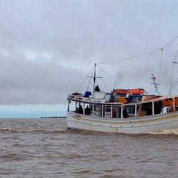 Marinha apreende mais uma embarcação venezuelana na costa do Amapá