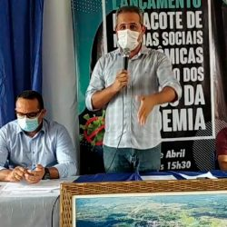 Bruno Mineiro anuncia pacote de medidas para amenizar os impactos da pandemia