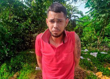 Estelionatário é preso após ser enganado pela própria vítima