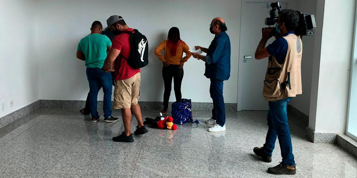 Com identidade falsa, foragido é preso no Aeroporto de Macapá