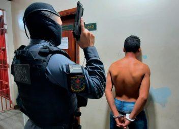 Homem é preso com 86 porções de crack