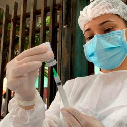 Em Santana, vacinação contra a Covid-19 chega ao público de 61 anos