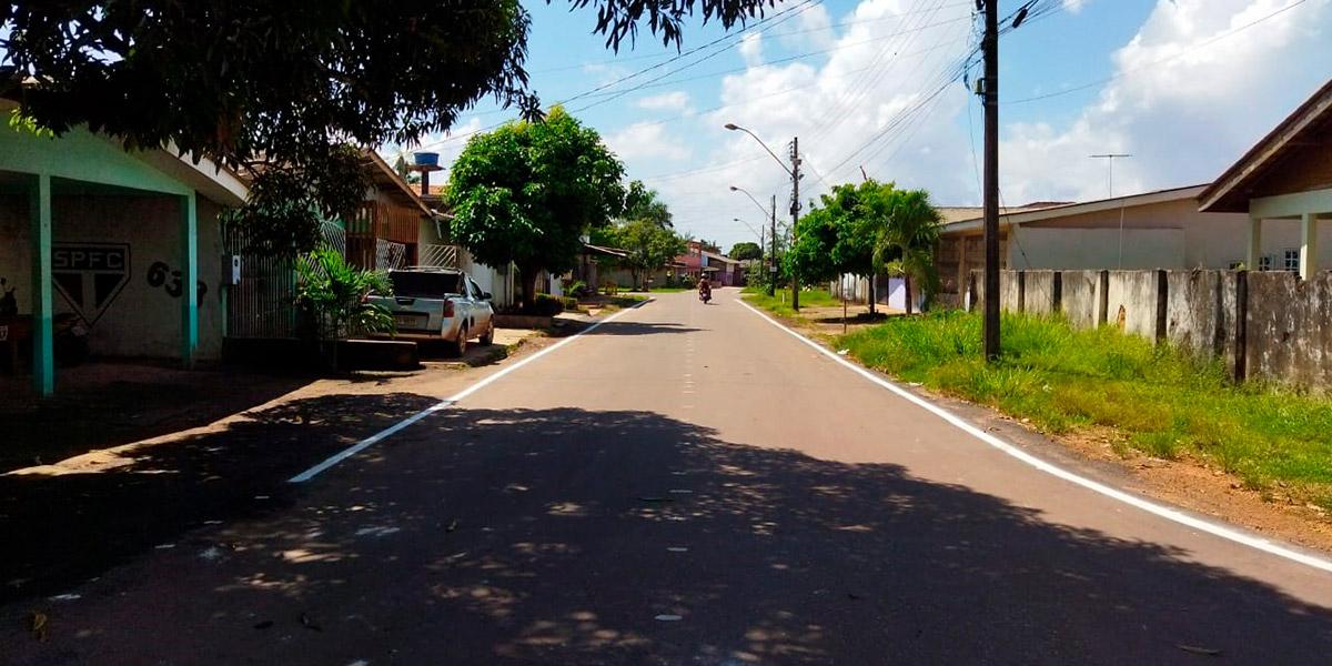 Detran sinaliza ruas e avenidas de Santana