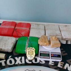 Pizzaria era utilizada como ponto de distribuição de drogas na zona norte de Macapá