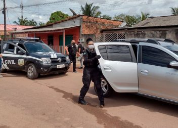 Empresário suspeito de estelionato é preso pela Polícia Civil