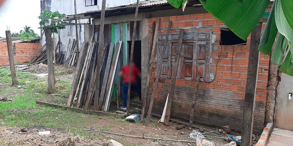 Homem de 44 anos é preso suspeito de estuprar duas crianças