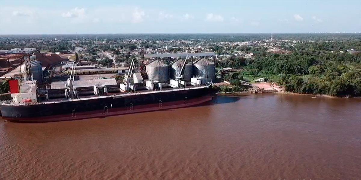 Grupo Caramuru arremata área no Porto de Santana por R$ 5,85 milhões