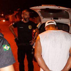 Em Oiapoque, homem é preso em flagrante após agredir a esposa
