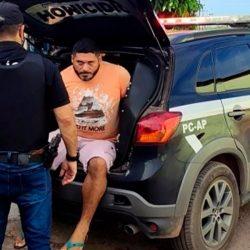 Polícia Civil prende assassino de empresário em Macapá