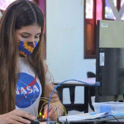Curso de robótica oferece 60 vagas para estudantes de escolas públicas do Amapá