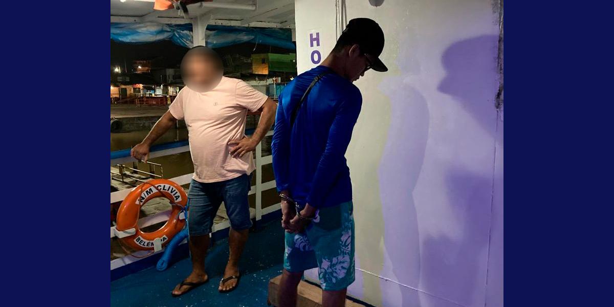 Casal é preso com seis quilos de drogas no Porto do Grego