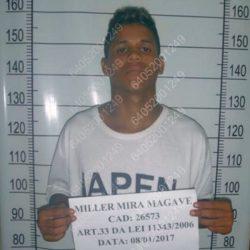 Ex-detento suspeito de tráfico de drogas morre em troca de tiros