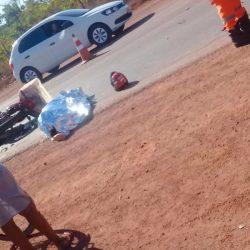 Motociclista morre após colidir com carreta na Rodovia Duca Serra