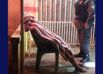 Comerciante é assassinado na frente de casa com mais de dez tiros