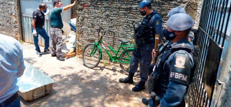 Vítima de emboscada, ex-detento é executado a tiros
